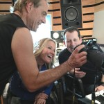 Vinny, Jeff Lorber and Carol Duboc