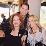 Carol Duboc with Barbara Blakley of the Wave