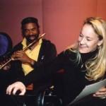 Hubert Laws and Carol Duboc