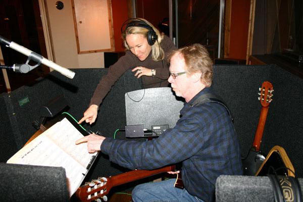 Danny Embry and Carol Duboc