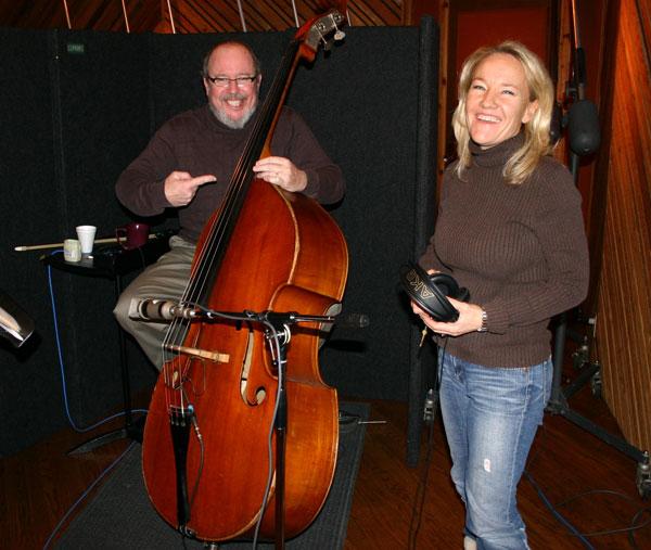 Bob Bowman and Carol Duboc