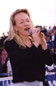 Carol Duboc at the JP Morgan Classic