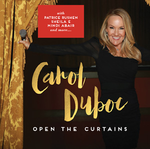 Open The Curtains with Carol Duboc, Patrice Rushen, Sheila E